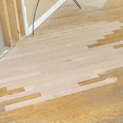 Hardwood Floors Repair