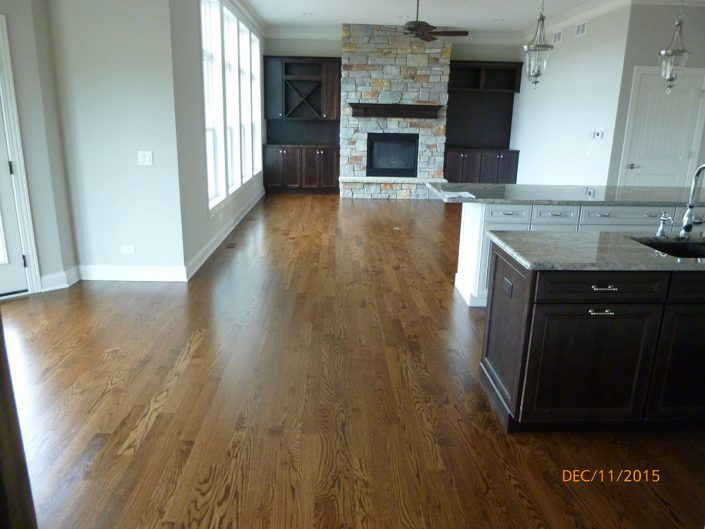 Hardwood Floor Installation Refinishing