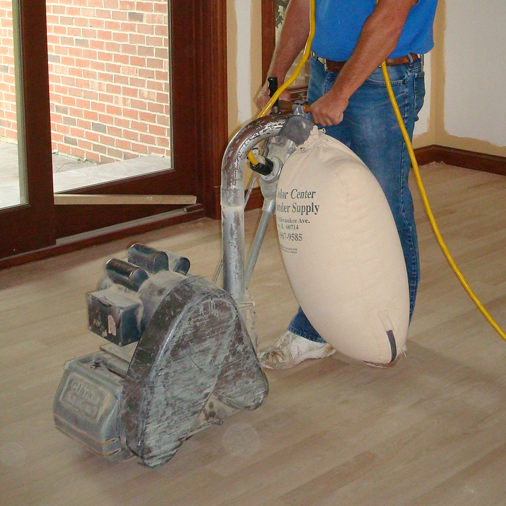 Hardwood Floor Sanding and Refinishing