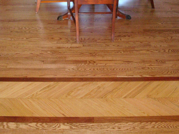 Custom Hardwood Floors