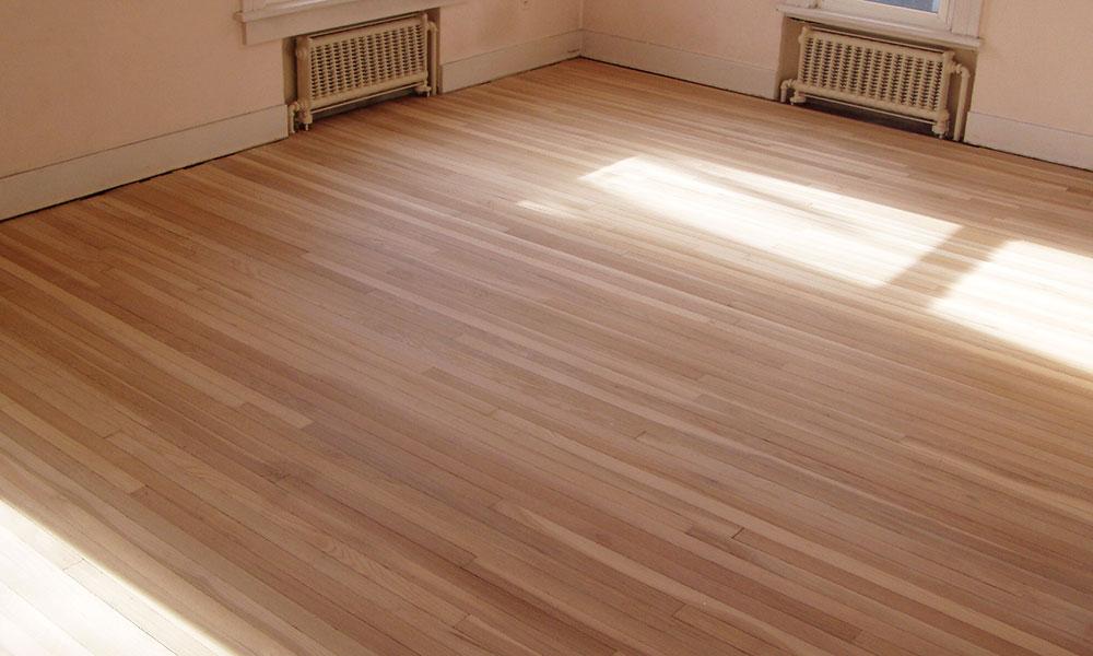 Wood Floor Restoration After